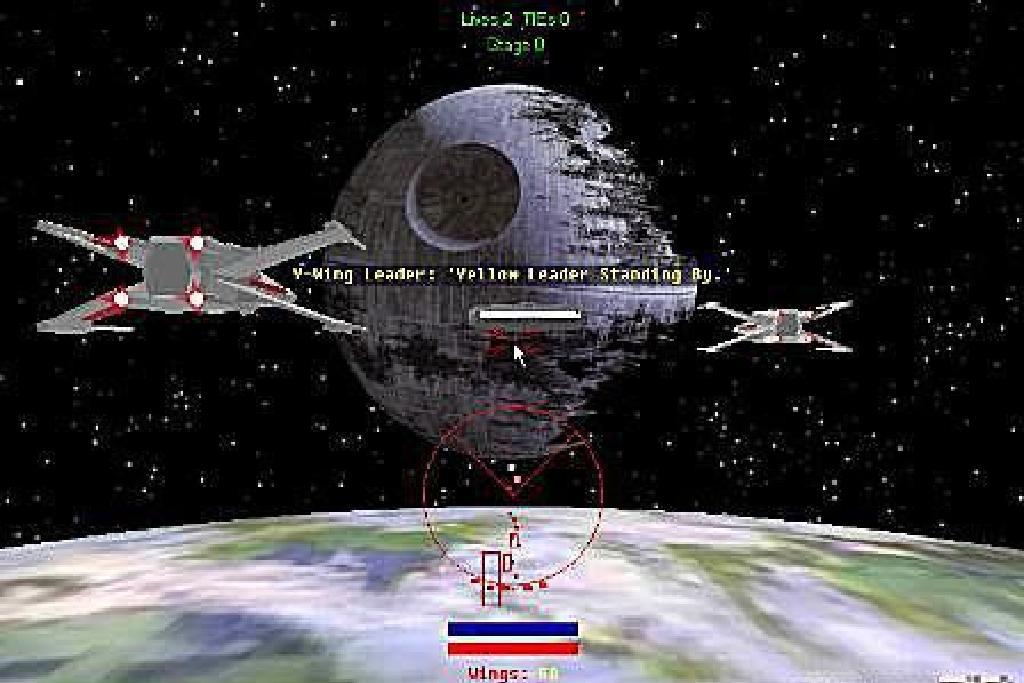 star war games